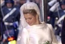 Royal wedding gowns, The Netherlands