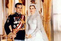 Royal wedding gowns, Monaco