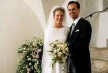 Royal wedding gowns, Liechtenstein