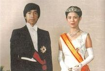 Royal wedding gowns, Japan