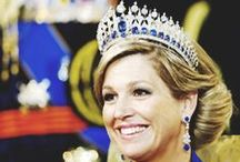 Royal Tiaras, The Netherlands / Tiaras used by the Royal family of the Netherlands.