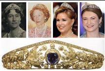 Royal Tiaras, Luxembourg / Tiaras used by the Royal family of Luxembourg.