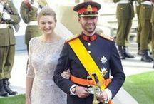The Wedding of HGD Guillaume and countess Stephanie de Lannoy