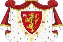 Royal Family of Norway / House of Schleswig-Holstein-Sonderburg-Glücksburg