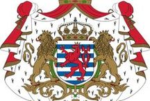 Royal Family of Luxembourg / House of Bourbon-Parma