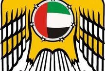 Royal Families of the United Arab Emirates / Abu Dhabi, Ajman, Dubai, Fujairah, Ras al-Khaimah, Sharjah and Umm al-Quwain.