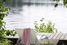At the Lake / by Que bueno es vivir