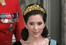 Photoshop Funnies! / These are a collection of various royals photoshoped wearing various tiaras and gowns.  It's all meant for good fun! P.S None of these Photoshop's are my work..