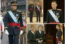 The Spanish Abdication and Proclamation,  2014