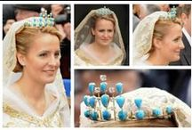 Royal Tiaras, France / Tiaras used by the former Royal and Princely families in France.