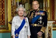 The Royal House of Windsor / Featuring members of the Royal Family in official regalia