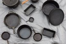 Dutch Oven & Cast Iron / The best of cooking with dutch ovens in the summer and on the wood stove in the winter.