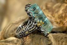 Blacktreelab Jewelry / Beautiful mystical handcrafted jewerly