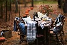 Events | Fall / Decoración otoñal / Autumn decoration