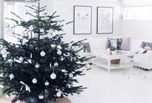 Christmas Trees / Inspiring you to create the most gorgeous of Christmas trees this holiday season.