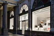 Delvaux Brussels Galerie De La Reine boutique / The #Delvaux boutique at the Galerie de la Reine in #Brussels #ブリュッセル #브뤼셀 #布鲁塞尔