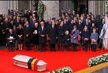 Funeral of Queen Fabilola of Belgium