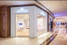 Delvaux Macau / The #Delvaux Boutique at the Galaxy Resort in #Macau