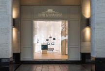 Delvaux Boutique Hangzhou / The #Delvaux Boutique in Hangzhou.