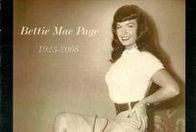 Bettie Page / Fotografie di Bettie dalla mia collezione Bettie's photos from my collection