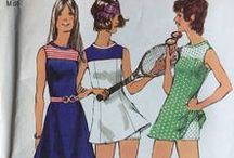 Tennis Dress obsession / recording my obsession with tennis dresses.