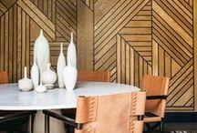 Deco | Walls / Revestimientos y decoración de paredes / Wall coverings