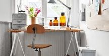 Home | Workspaces / Zonas de trabajo en casa, estudios / Workspaces.