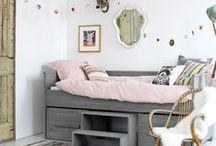 Home | Kids Room / Decoración de habitaciones infantiles / Kids Rooms