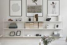 Furniture | Shelving / Estanterias, estantes y módulos de almacenaje / Shelves