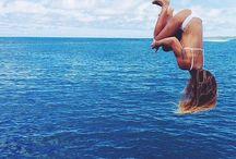 summer lovin' ☀ / by Kirsten Haus