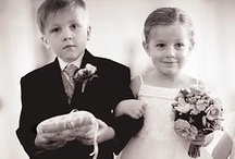 Flower Girls and Ring Bearers / all about flower girls and wedding ring bearers...