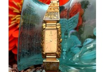 Gold Nugget Watches / Alaskan Gold Nugget Watches by Gold Rush Fine Jewelry, Fairbanks Alaska...We'll custom design a special time piece just for you...