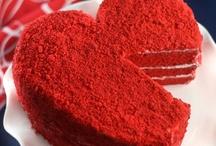 Be My Valentine... / Valentine Weddings ~ Valentine's Day Wedding Receptions ~ Be My Valentine...