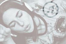 Musiquita / Mi vida y su banda sonora.  / by María Dinamita