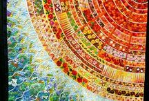 Inspirational Quilts / Wonderful works of art that inspire my creative spirit!