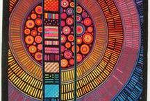Bright Quilts / Quilts to Brighten Up Your Day