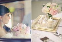 Romantic vintage wedding / Svadobná výzdoba wedding deco