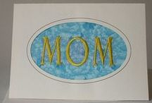Ideas for Mother's Day Gifts / Looking for something for your Mom?  These would make great gifts for Mother's Day!