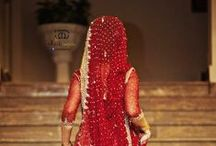 South Asian Bridal Sarees