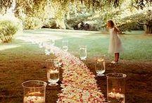 I DO / Wedding dreams and ideas. So pretty.