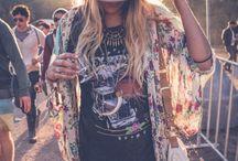 Festival Fashion / Timeless festival looks