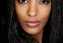 Beautiful womens & Model face
