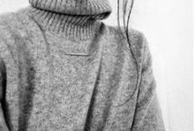 F/W / Fall / Winter Fashion / Woman's fashion