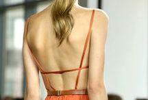 S/S / Spring / Summer Fashion / Woman's fashion