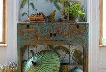 Interior Ideas: Exotic & Caribbean