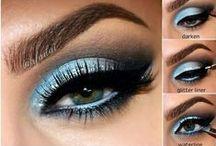 Make-up / Makijaż krok po kroku.