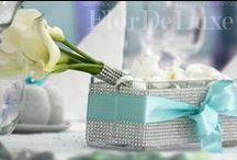 Tiffany blue Slovakia wedding