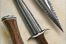 Sharp things / Knives,Blades,Swords,Axes,Chisels,Razors... all kind of sharp things...