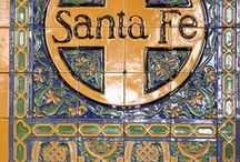 Santa Fe Day Dream