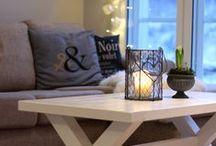 Furniture | Huonekalut / AX-Design Oy:n valmistamat huonekalut. Furniture made by AX-Design Oy